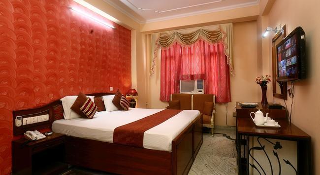 Hotel Indraprastha - New Delhi - Bedroom