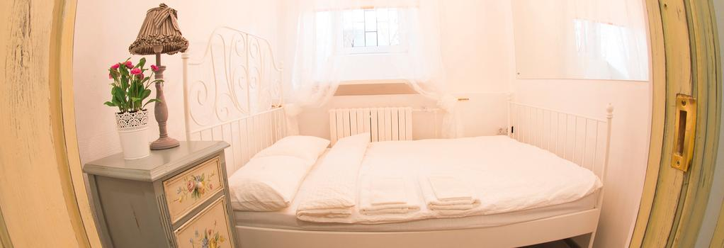 Gorod Patriarshie Hostel - Moscow - Bedroom