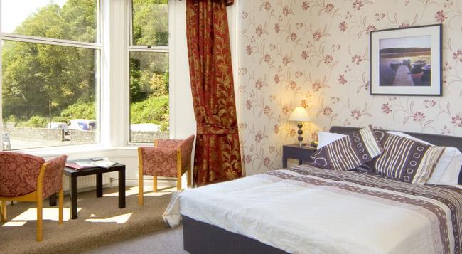 Kings Knoll Hotel - Oban - Bedroom