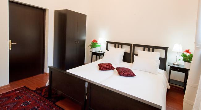 Crossroads Hotel - Moscow - Bedroom
