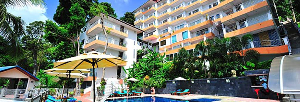 Blue Ocean Beach Resort - Patong - Building