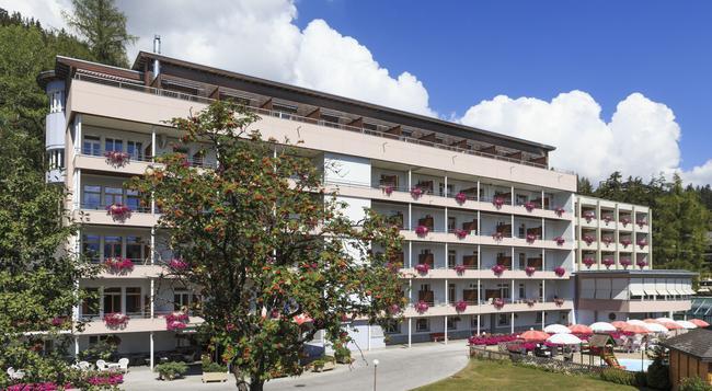Hotel Valaisia - Crans-Montana - Building