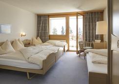 Hotel Valaisia - Crans-Montana - Bedroom