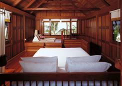 Sandoway Resort - Ngapali Beach - Bedroom