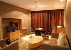 Detan Hotel - Changzhou - Changzhou - Bedroom