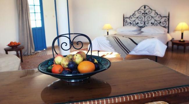 Auberge Tangaro - Essaouira - Bedroom