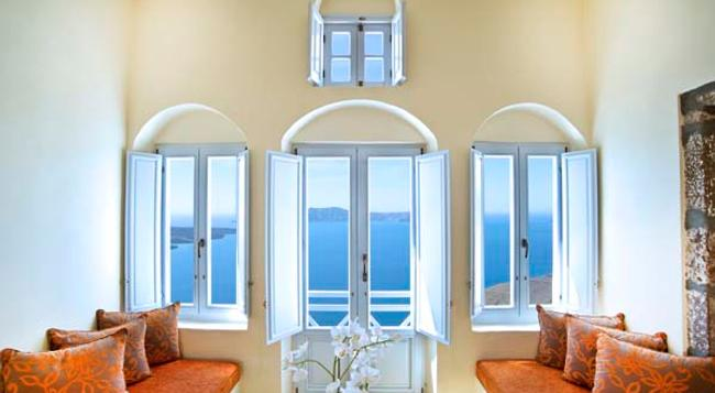 Enigma Apartments and Suites - Thera