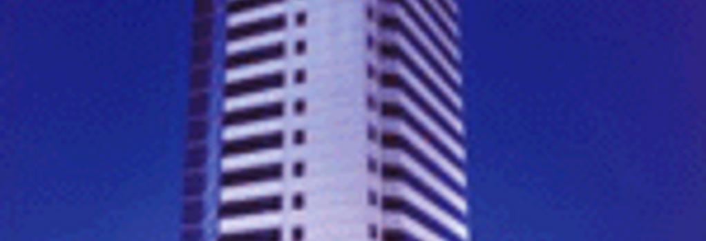 Hangzhou Yuhang City Garden Hotel - Hangzhou - Building