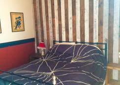Hostel Fish - Denver - Bedroom