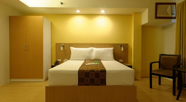 Aurumone Makati - Manila - Bedroom