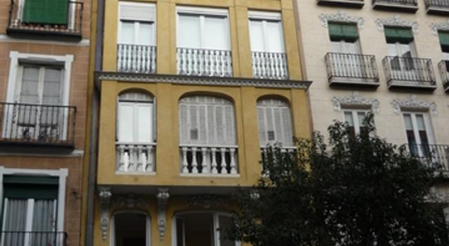 Babel Guesthouse - Madrid - Building