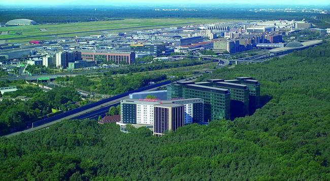 Steigenberger Airport Hotel - Frankfurt am Main - Building