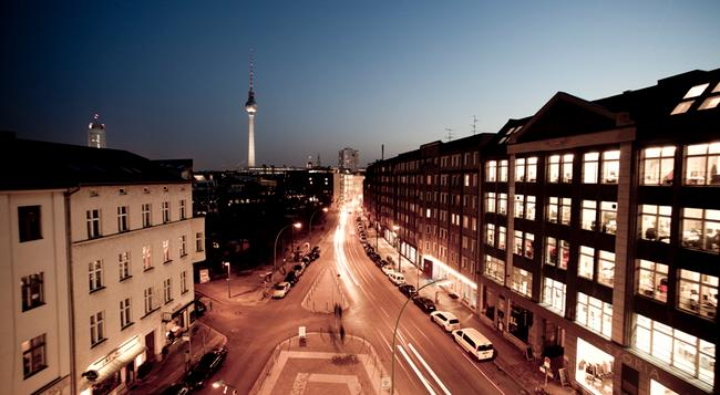Hotel Mani By Amano Group - Berlin - Building