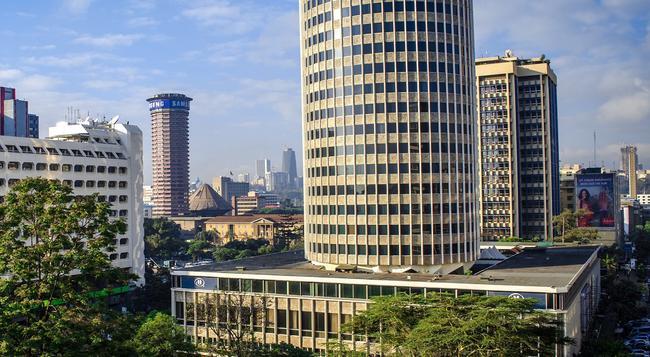 Hilton Nairobi - Nairobi - Building