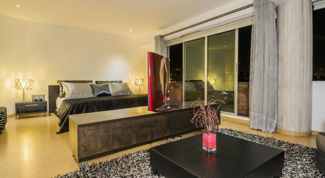 Hotel Egina Medellín - Medellin - Bedroom