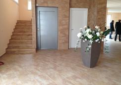 Residence Thalassa - Reggio Calabria - Front desk