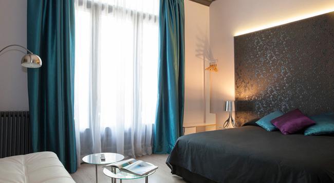 Umma Barcelona B&B Boutique - Barcelona - Bedroom