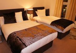 Sapphire Hotel - London - Bedroom