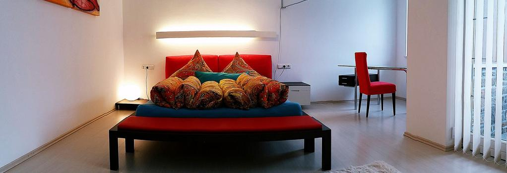 Royal Appartements Sölden - Sölden - Bedroom