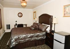 City Center Motel - North Bend - Bedroom