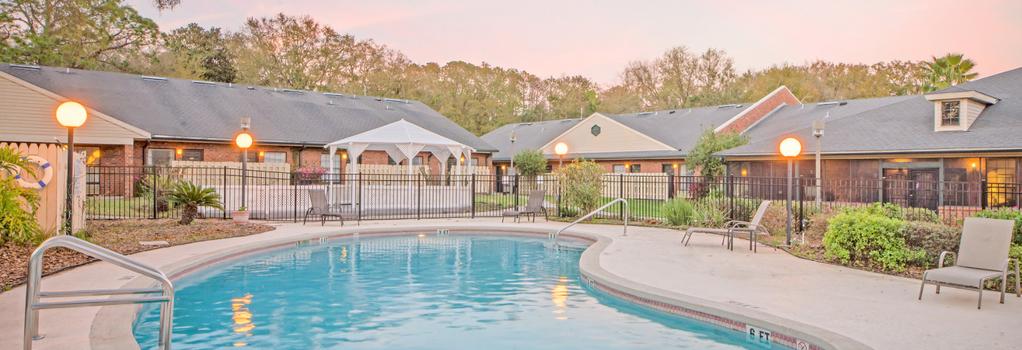 Hospitality Inn - Jacksonville - Jacksonville - Building