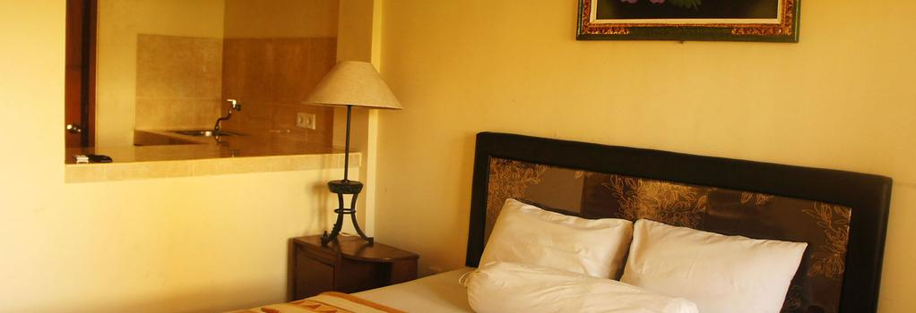 La'Mulya Guest House - Kuta - Bedroom