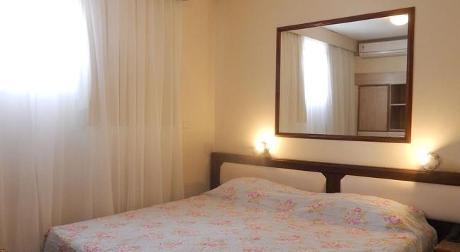 Hotel Savoy - Curitiba - Bedroom