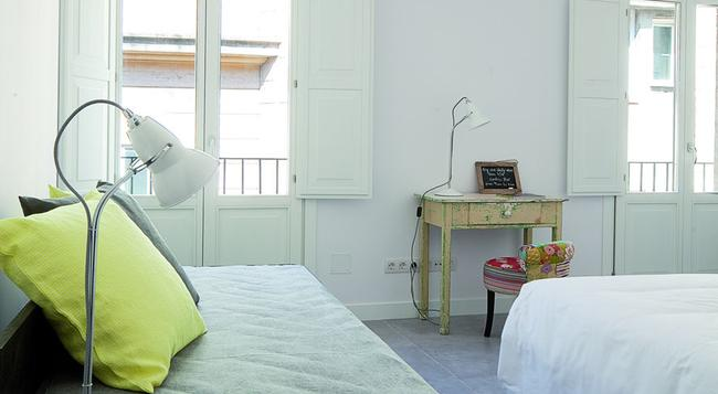 Hosteria Grau - Barcelona - Bedroom