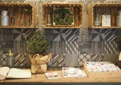 Hosteria Grau - Barcelona - Lobby