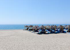 Playacapricho Hotel - Roquetas de Mar - Beach