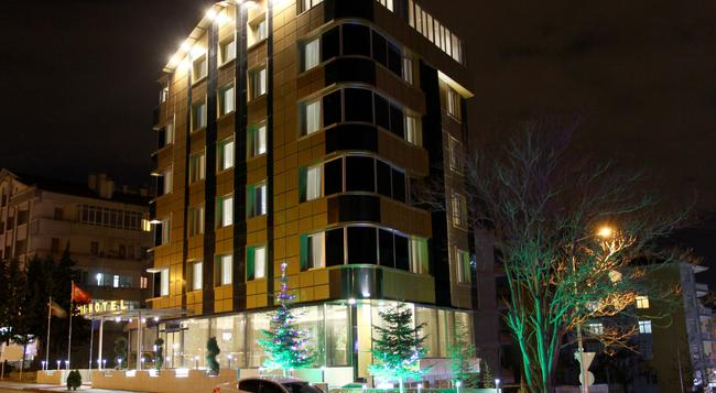 Pietra Hotel - Ankara - Building