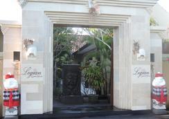 Legian Guest House - Denpasar (Bali) - Outdoor view