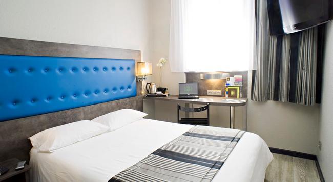 Hotel Carre Vieux Port Marseille - Marseille - Bedroom