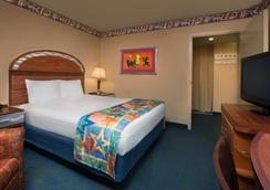 Disney's All-Star Music Resort - Lake Buena Vista - Bedroom