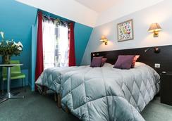 Le Régent Hostel Montmartre - Paris - Bedroom