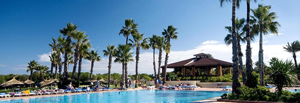 Sahara Beach - Monastir - Pool