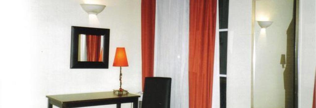 Rive Gauche - Paris - Bedroom
