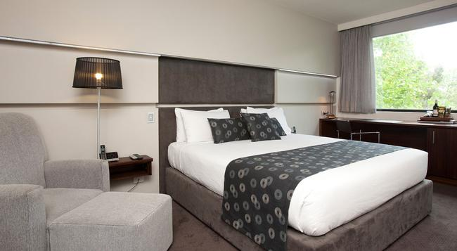 Rydges on Swanston - Melbourne - Melbourne - Bedroom
