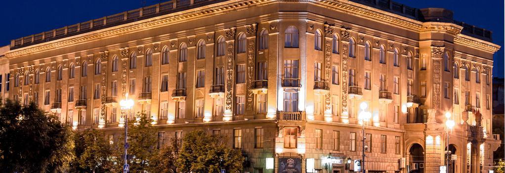 Hotel Volgograd - Volgograd - Building