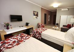 City Park Hotel - Chisinau - Bedroom