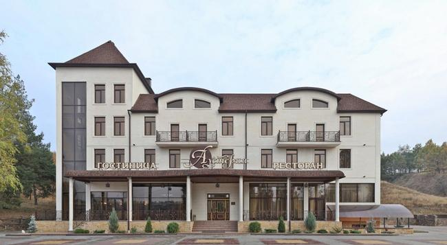 Austeria Hotel - Belgorod - Building