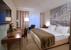 Lindner Hotel Am Michel - Hamburg - Bedroom