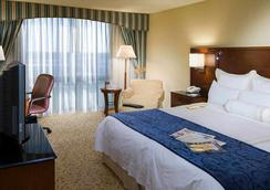 Houston Marriott South at Hobby Airport - Houston - Bedroom