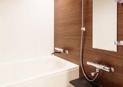 Mycube By Mystays Asakusa Kuramae - Tokyo - Bathroom