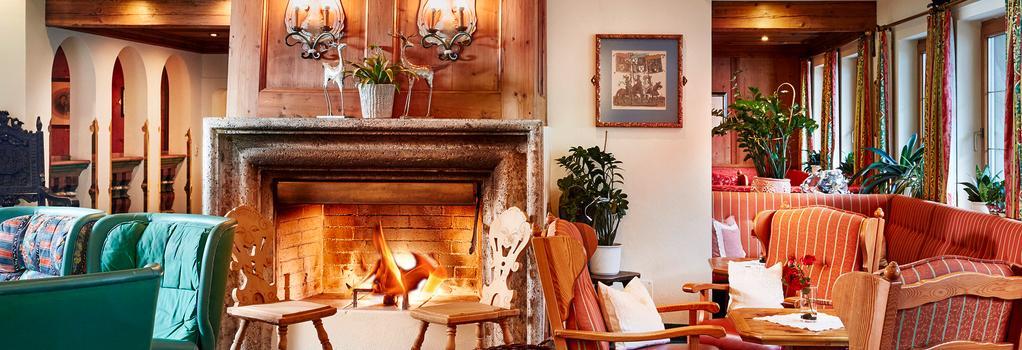 Hotel Neue Post - Mayrhofen - Lobby