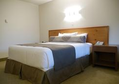 Rocky Mountain Ski Lodge - Canmore - Bedroom