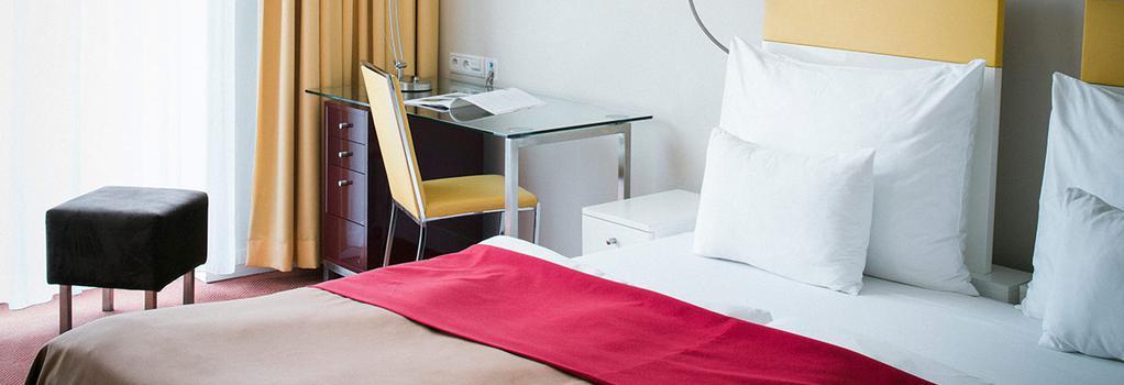 andel's by Vienna House Prague - Prague - Bedroom