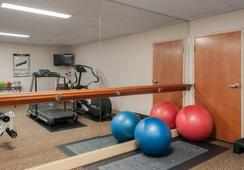 Mediterranean Inn - Seattle - Gym