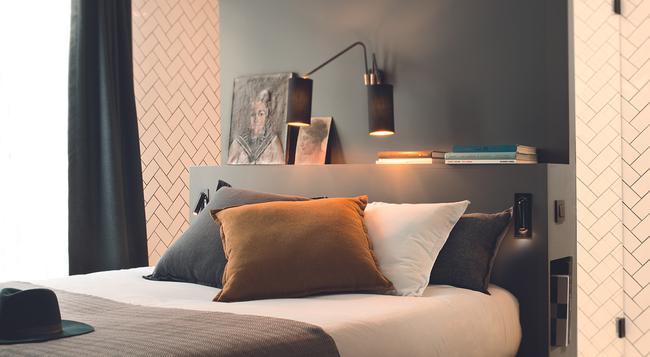 COQ Hotel Paris - Paris - Bedroom