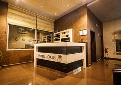 Hotel Oasis - Podgorica - Lobby